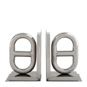 Bookend Nevis set of 2