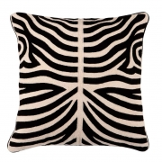 Pillow Zebra black